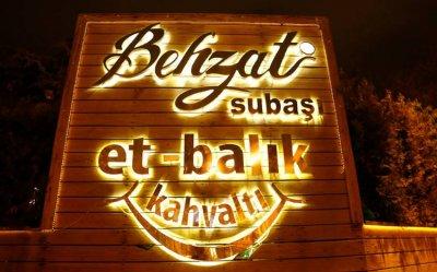 Behzat Subaşı Restaurant