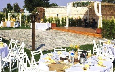 The Garden Otantik Kır Düğün Salonu