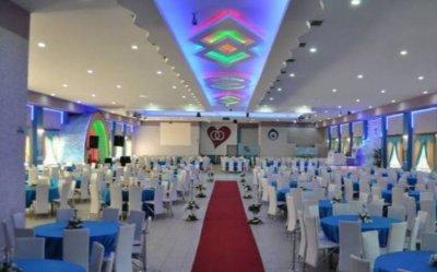 Nazar Boncuğu Düğün Salonu