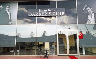 Sinan Balcı Barber's Club
