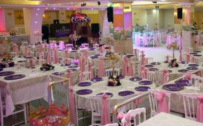 Sayanora Düğün Davet Balo Salonları