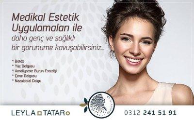 Leyla Tatar Beauty